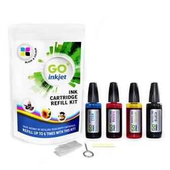 Canon Ink Refill Kits CMYK